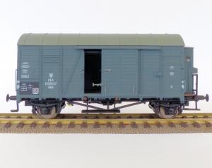 Exact-Train EX20286 Wagon towarowy kryty Kdth 0156147, PKP, Ep. III