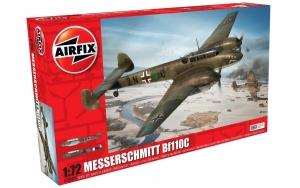 Messerschmitt Bf110C/D 1:72