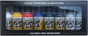 Zestaw Model Air 8 farb - Basics Colors