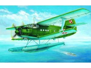 Trumpeter 01606 Antonov AN-2M Colt na pływakach (polskie malowanie) - 1:72