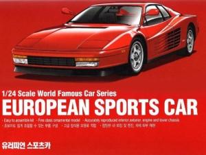 Academy 15526 Ferrari Testarossa