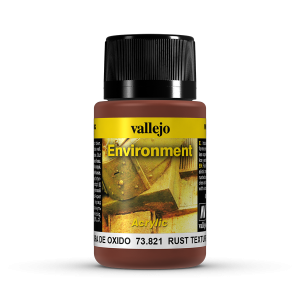 Vallejo 73821 Environment 40 ml. Rust Texture