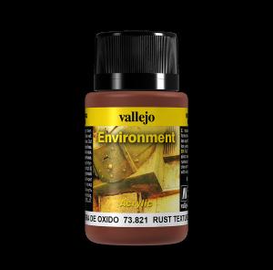 Environment 40 ml. Rust Texture