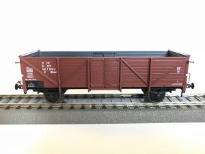 Exact-Train EX20343 Wagon towarowy odkryty Omm34 Klagenfurt, 21 51 501 7 019-3 (Wddo) PKP, ep. IV
