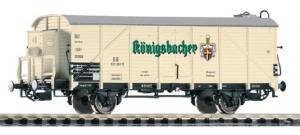 Piko 54551 Wagon piwny Konigsbacher, DB, Ep. III