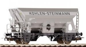 Wagon samowyładowczy Fcs, Kohlen-Steinmann, SBB, Ep. III