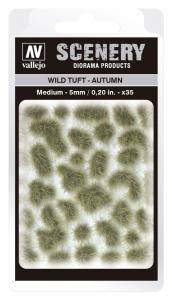 Vallejo SC409 Wild Tuft - Autumn