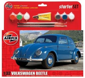 Starter Set - Volkswagen Beetle 1:32