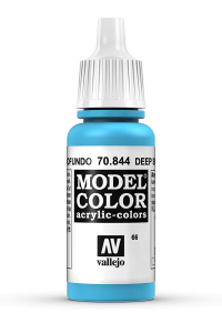 Vallejo 70844 Model Color 70844 66 Deep Sky Blue