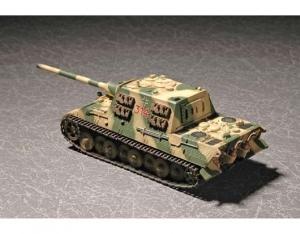 Trumpeter 07294 Niszczyciel czołgów Sd.Kfz 186 Jgdtiger (Porsche) Zimmerit - 1:72