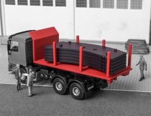 Kibri 13051 Platforma hakowa z ładunkiem