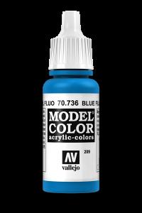 Model Color 70736 209 Blue Fluo