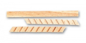 Schody drewniane 9 stopni