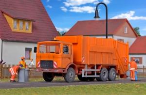 Kibri 15009 H0 MAN 26.321 DFK śmieciarka