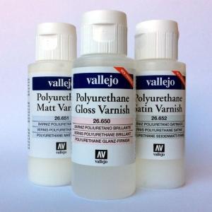 Vallejo 26650 Lakier Błyszczący Akrylowo - poliuretanowy 60 ml.