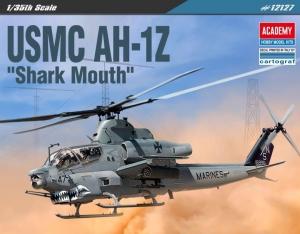Academy 12127 USMC AH-1Z Shark Mouth - 1:35