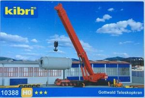 Dźwig teleskopowy Gottwald AKM 1000-103