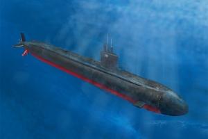 Hobby Boss 83530 Okręt podwodny USS Los Angeles SSN-688/VLS/688I - 1:350