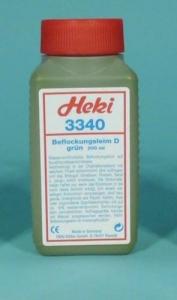 Heki 3340 Klej do posypek, zielony 200 ml