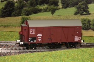 Wagon towarowy kryty Oppeln GRS, DRG, Ep. II