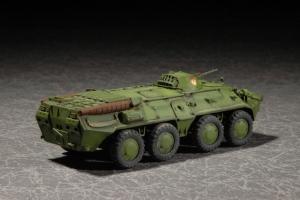 Trumpeter 07267 Transporter opancerzony BTR-80 - 1:72