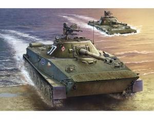 Trumpeter 00382 Polski lekki czołg pływający PT-76B - 1:35