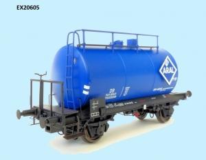 Exact-Train EX20605 Wagon cysterna 30m3 Uerdinger, 503 189 Aral, DB, Ep. IIIb