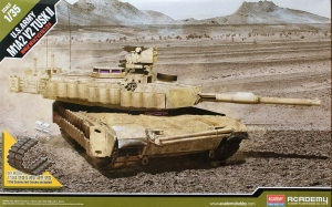M1A2 Tusk II U.S. Army, 1:35