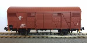Rivarossi HRS6434 Wagon towarowy kryty Gkks-tx, typ 223K/1, PKP, ep. IV