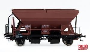 Exact-Train EX20060 Wagon samowyładowczy Otmm 52 bez hamulców Nr. 21 80 540 0 561-4, DB, Ep. IVa