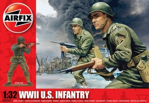 Airfix A02703 WWII US Infantry 1:32