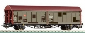 Wagon towarowy z odsuwanymi ścianami Hbis295, DB AG, Ep. V