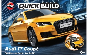Airfix J6034 Quickbuild - Audi TT Coupe