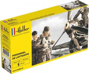 Heller 49655 Figurki - Obsługa Luftwaffe - 1:72