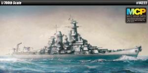 Academy 14222 BB-63 USS Missouri 1:700