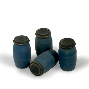Vallejo SC210 Diorama Accessories Beczki plastikowe #1 1:35