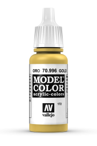 Vallejo 70996 Model Color 70996 172 Gold
