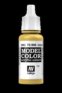 Vallejo 70996 Model Color 70996 172 Gold