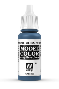 Vallejo 70965 Model Color 70965 51 Prussian Blue