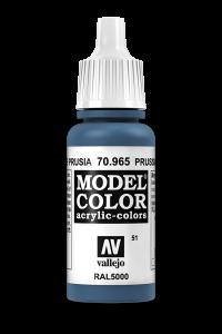 Vallejo 70965 Model Color 70965 51 Prussian Blue