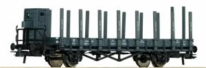 Wagon platforma z kłonicami Pdkh PKP, Ep. III