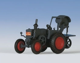 Kibri 12255 Traktor Lanz Bulldog z piłą taśmową