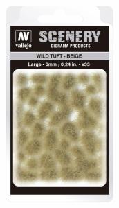 Vallejo SC420 Wild Tuft - Beige