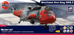 Gift Set - Westland Sea King HAR.5 1:72