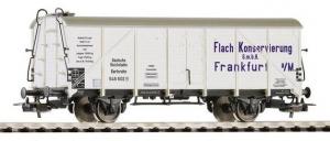 Wagon chłodnia Tko02 Flach Konservierung GmbH, DRG, Ep. II