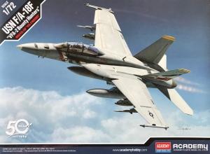 Academy 12567 USN F/A-18F VFA-2 Bounty Hunters - 1:72