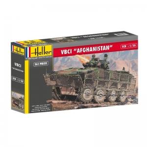 Heller 81147 Pojazd opancerzony VBCI Afganistan - 1:35
