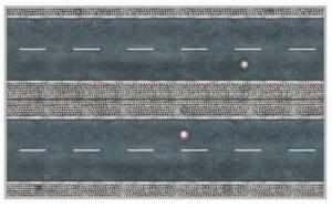 Citiline - Ulica - odcinki proste z chodnikami