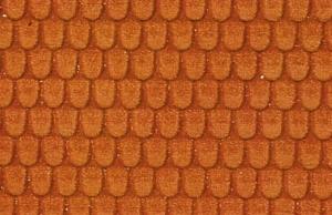 Heki 72312 Dachówka H0 40x20 cm