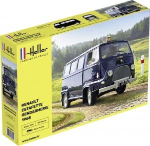 Heller 80742 Renault Alouette Gendarmerie - 1:24